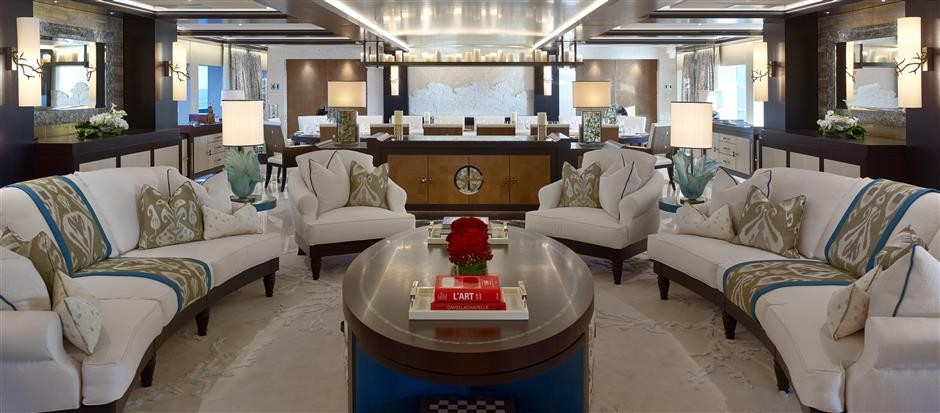 M/Y TRANQUILITY Yacht #2