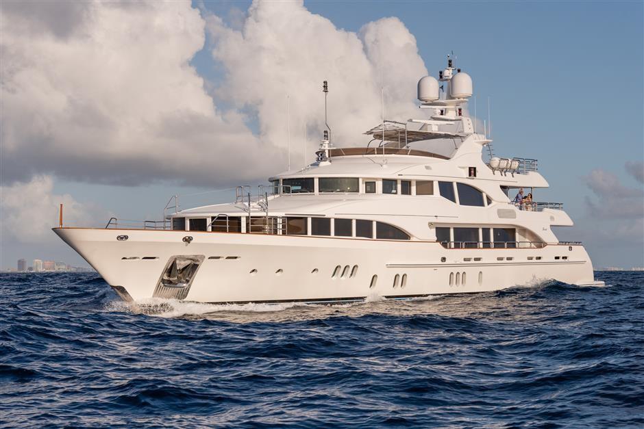 M/Y ALEGRIA Yacht #1