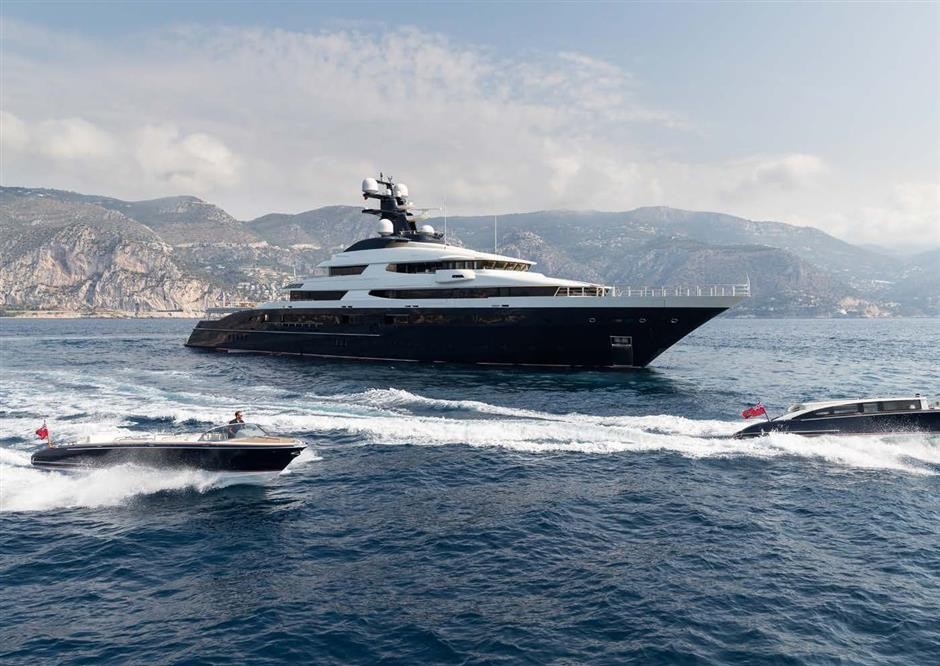 M/Y TRANQUILITY Yacht #35