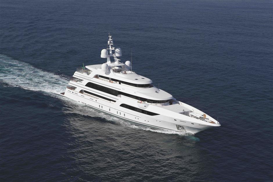 M/Y MOCA  Yacht #1