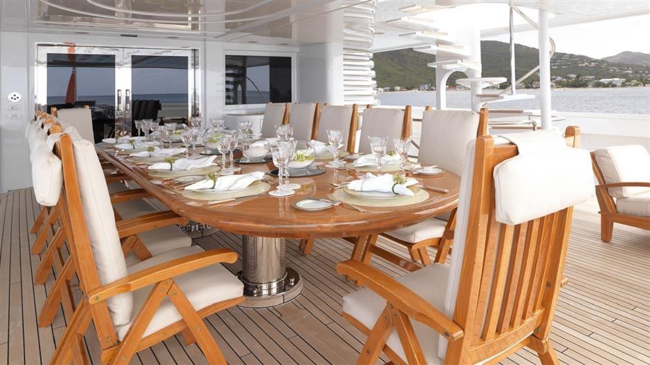 M/Y APOGEE Yacht #27