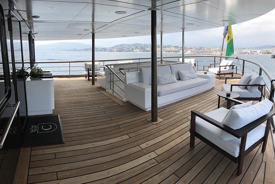M/Y CHAKRA Yacht #11