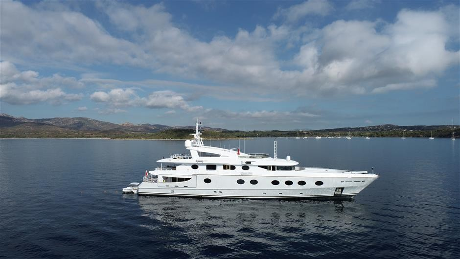 M/Y Queen Aida Yacht #2