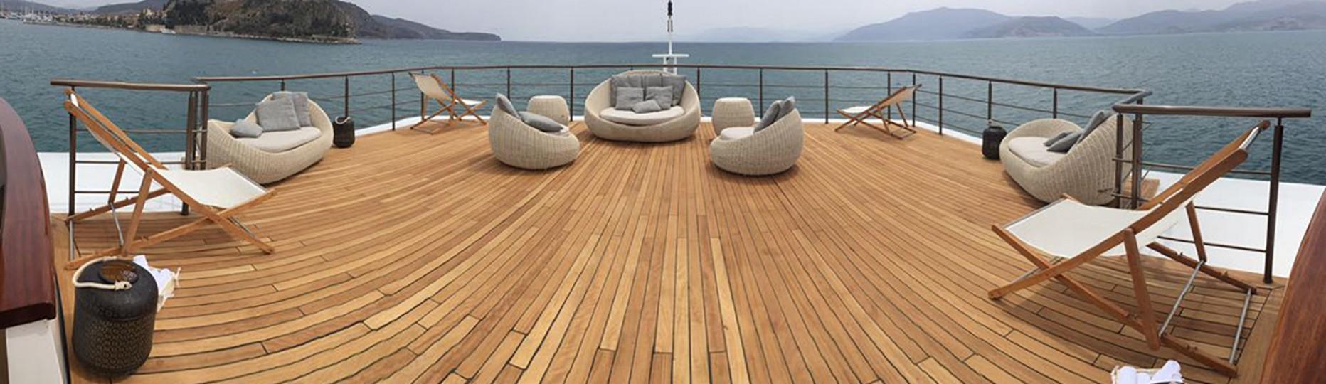 M/Y CHAKRA Yacht #7