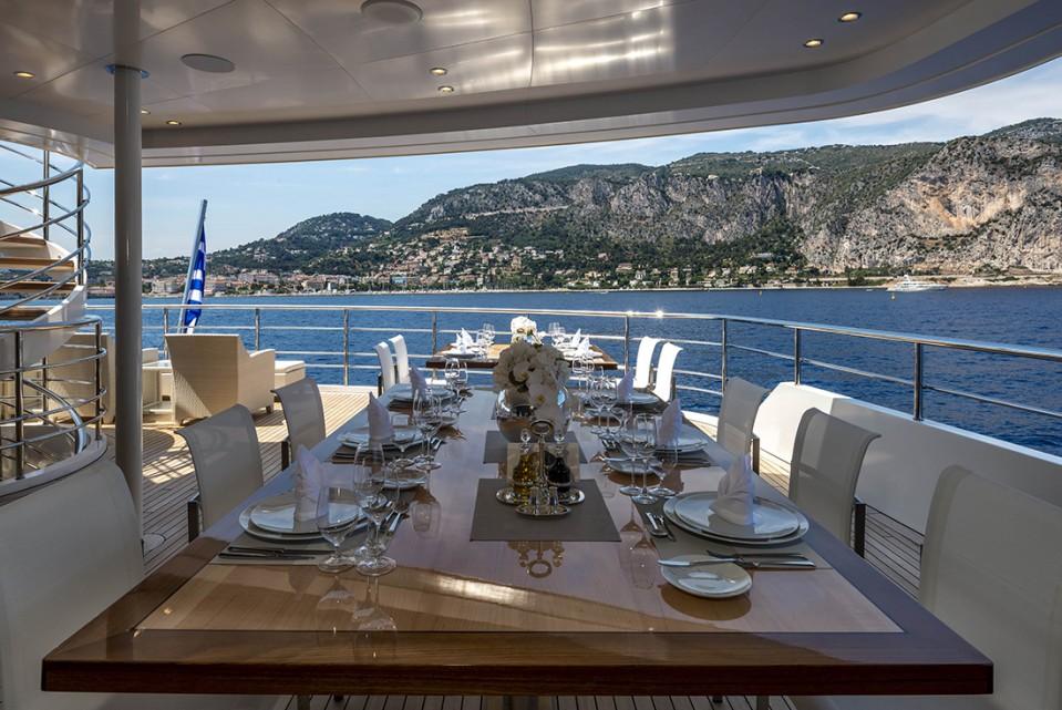 M/Y SERENITY Yacht #21