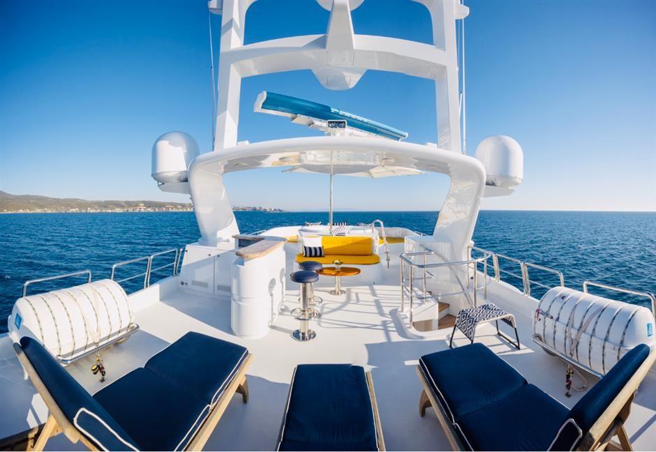 M/Y AQUABELLA Yacht #7