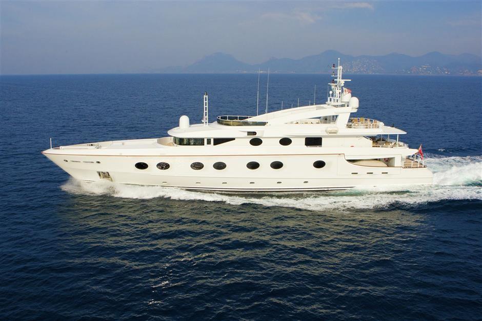 M/Y Queen Aida Yacht #31