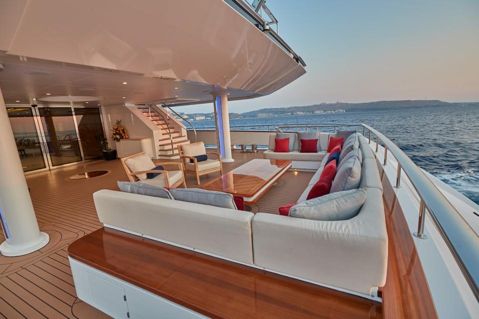 M/Y Irimari Yacht #36