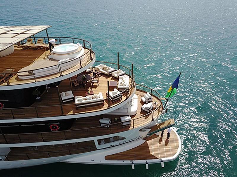 M/Y CHAKRA Yacht #5