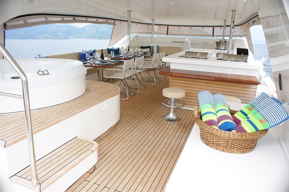 M/Y Saint Germain Yacht #15