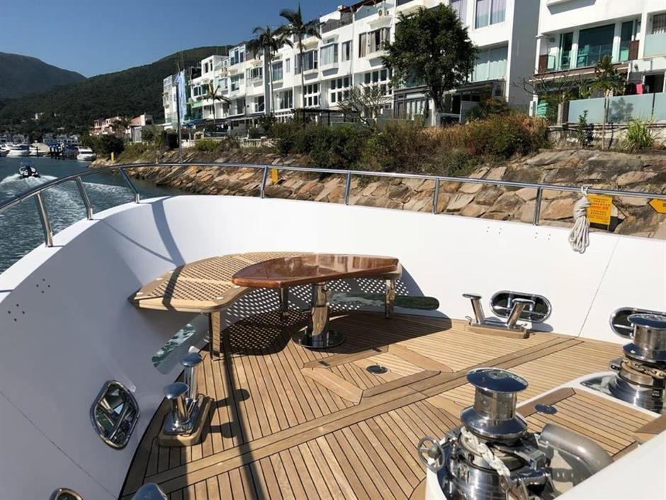 M/Y SUNRISE Yacht #7