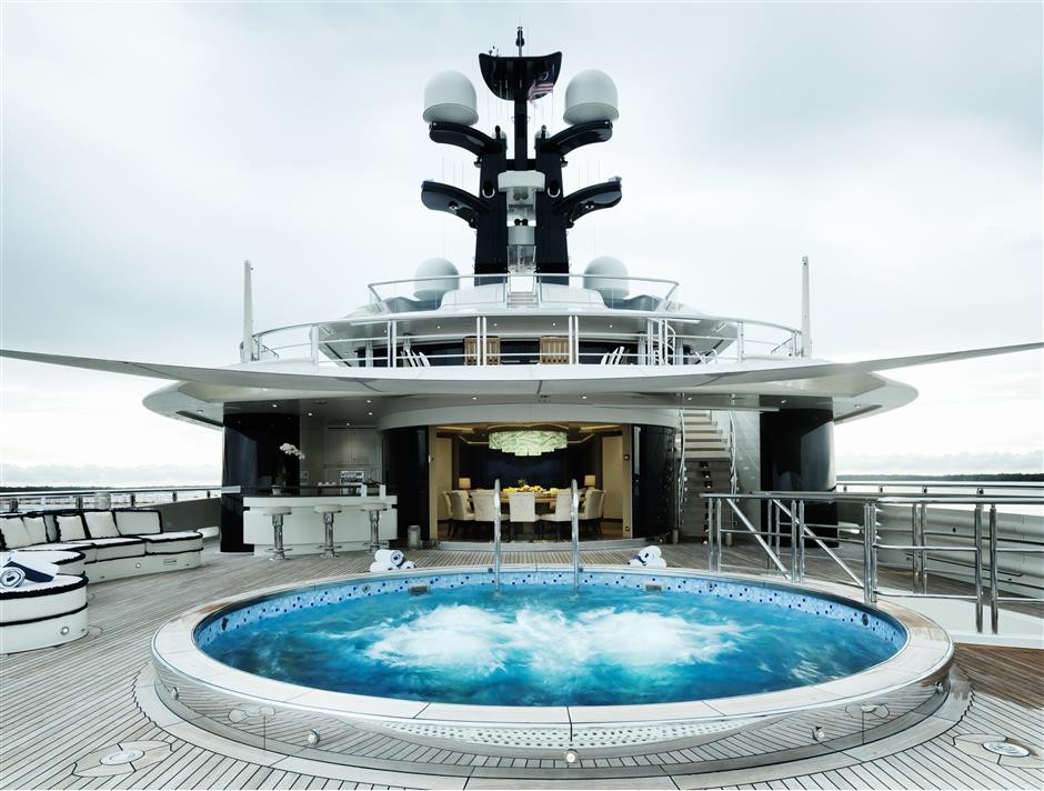 M/Y TRANQUILITY Yacht #31