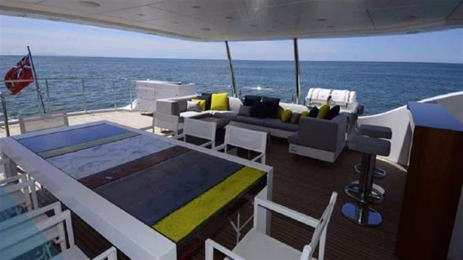 M/Y SERENDIPITY Yacht #7