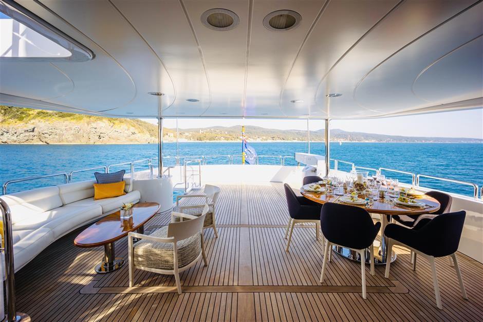 M/Y AQUABELLA Yacht #4