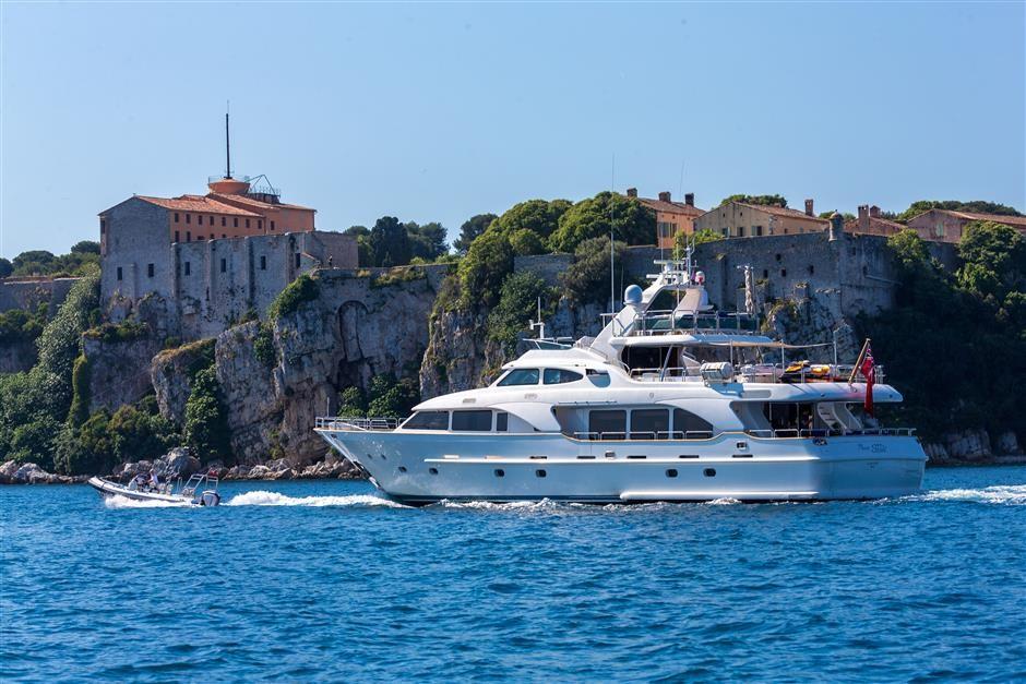 M/Y NEW STAR Yacht #18