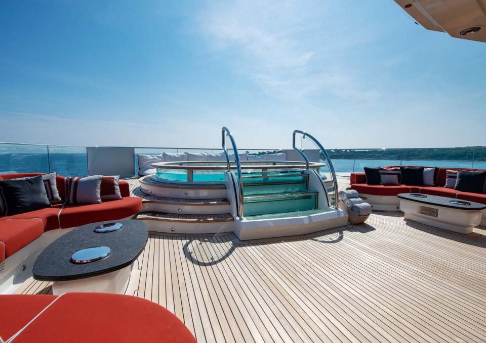 M/Y SUNRAYS Yacht #48