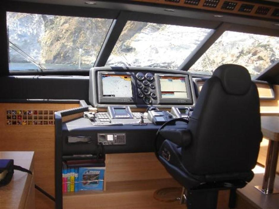 M/Y 80' Posillipo Technema 80 2010 Yacht #10