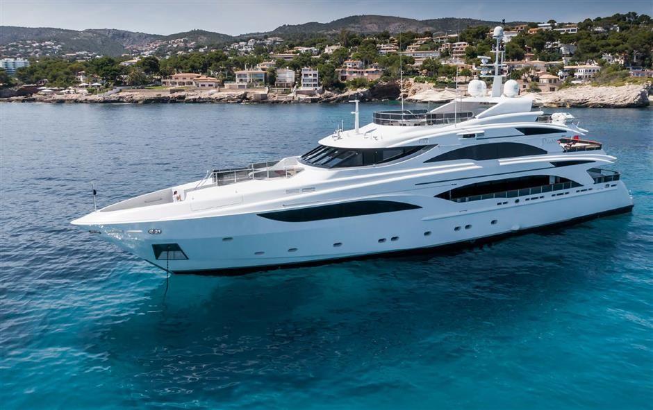 M/Y DIANE Yacht #1