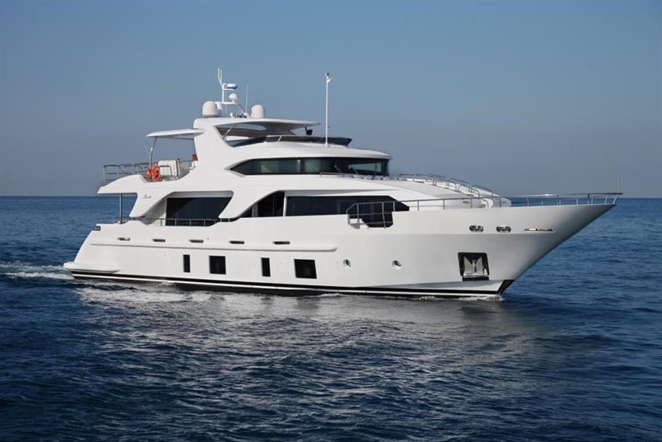 M/Y SUNRISE Yacht #2