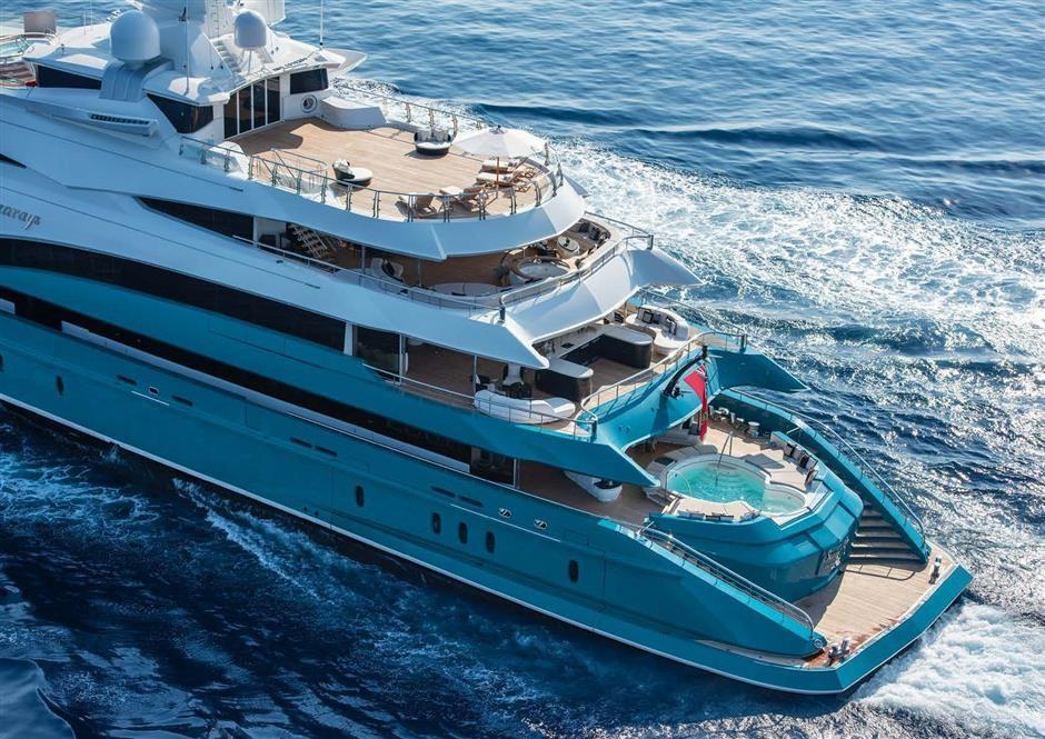 M/Y SUNRAYS Yacht #4
