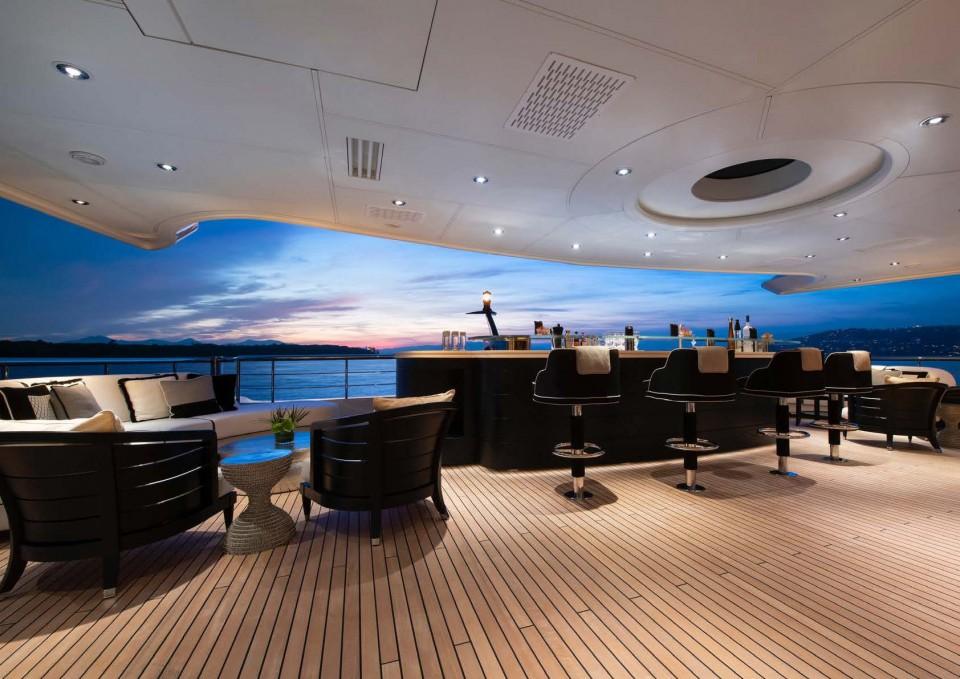 M/Y SUNRAYS Yacht #21