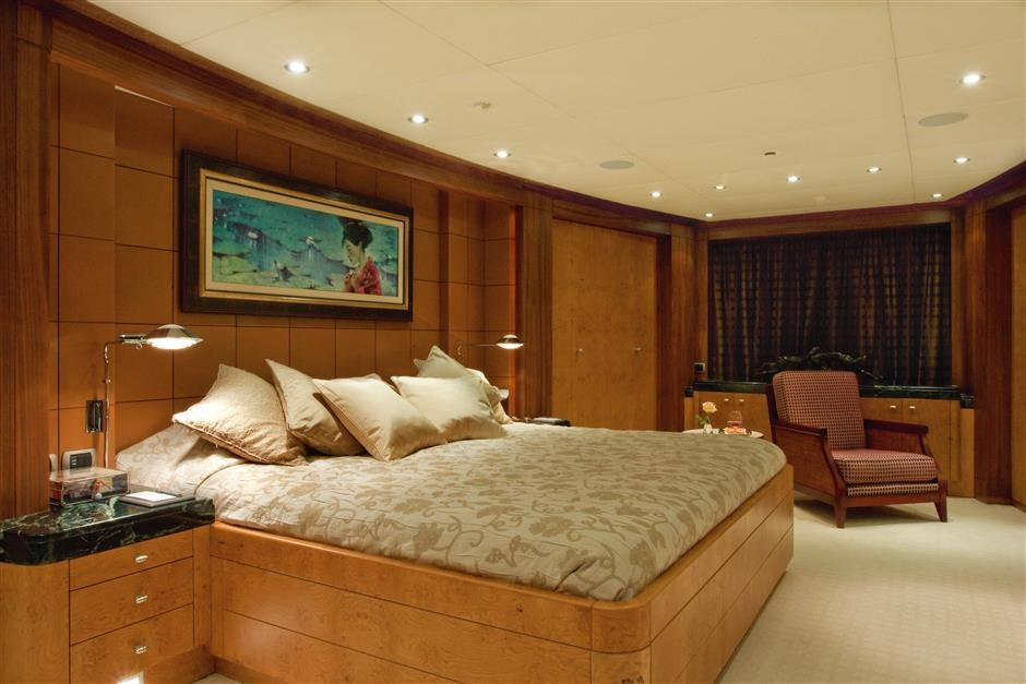 M/Y Queen Aida Yacht #11