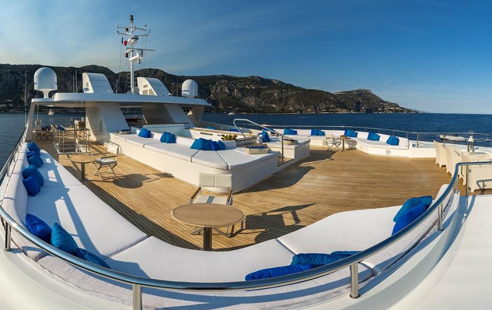 M/Y SERENITY Yacht #7