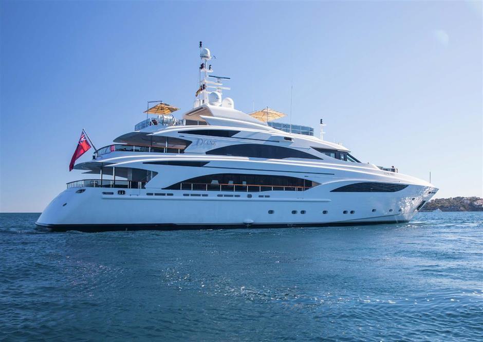 M/Y DIANE Yacht #30