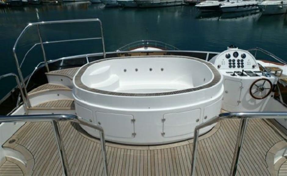 M/Y SERENDIPITY Yacht #9