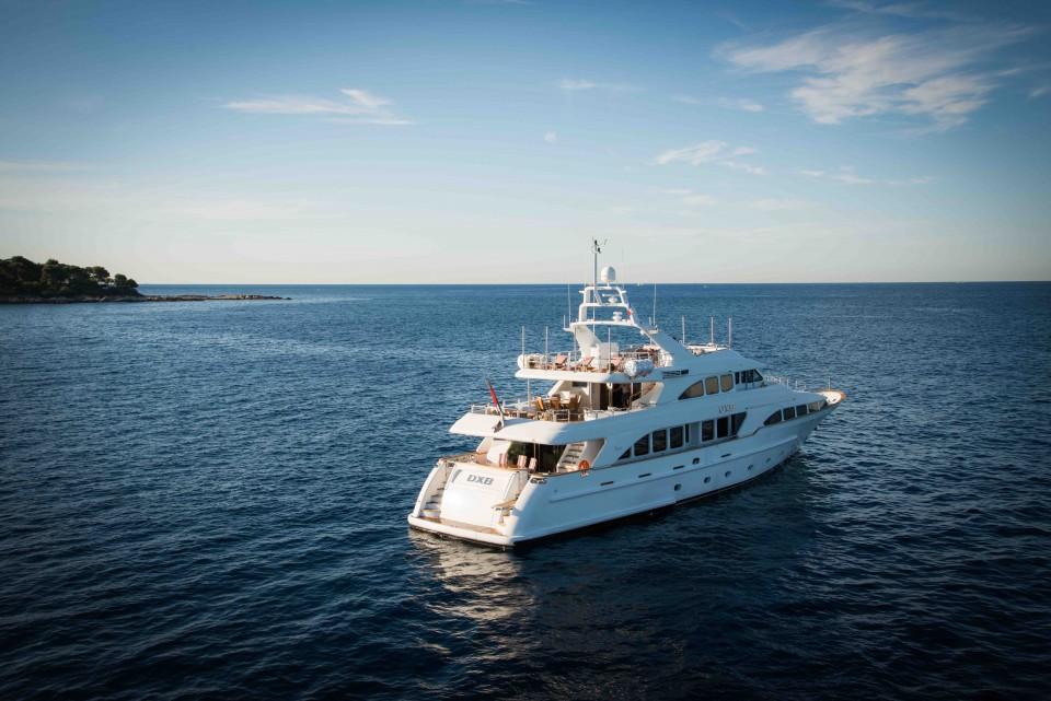 M/Y DXB Yacht #17
