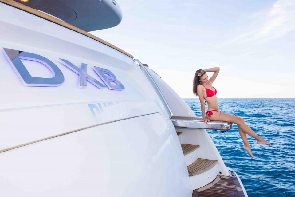 M/Y DXB Yacht #4