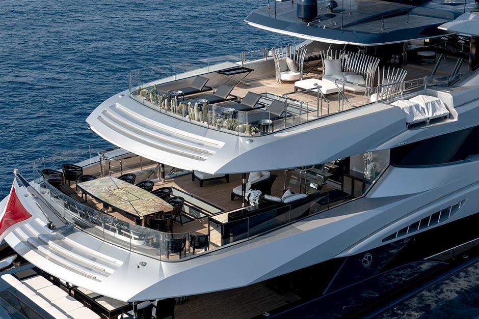 M/Y SARASTAR  Yacht #2