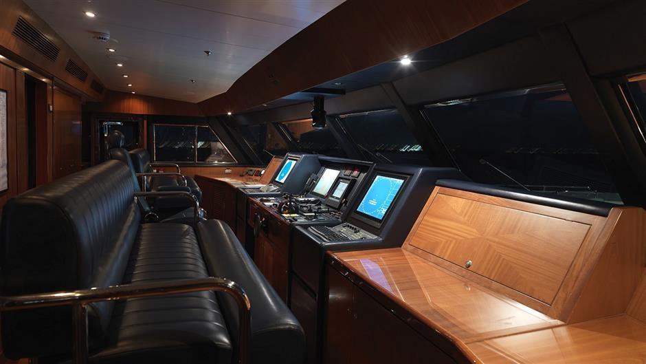 M/Y APOGEE Yacht #30