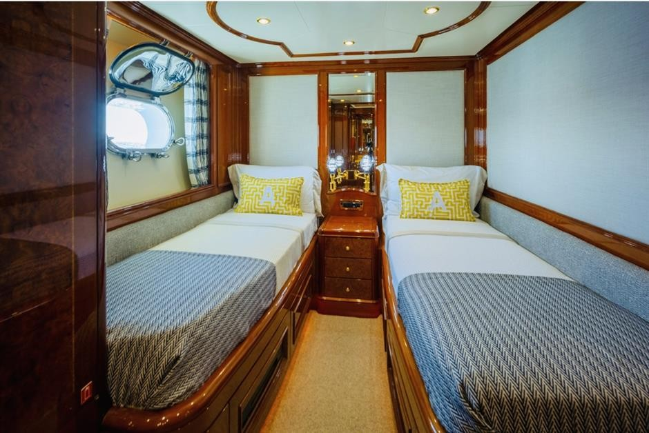 M/Y AQUABELLA Yacht #22