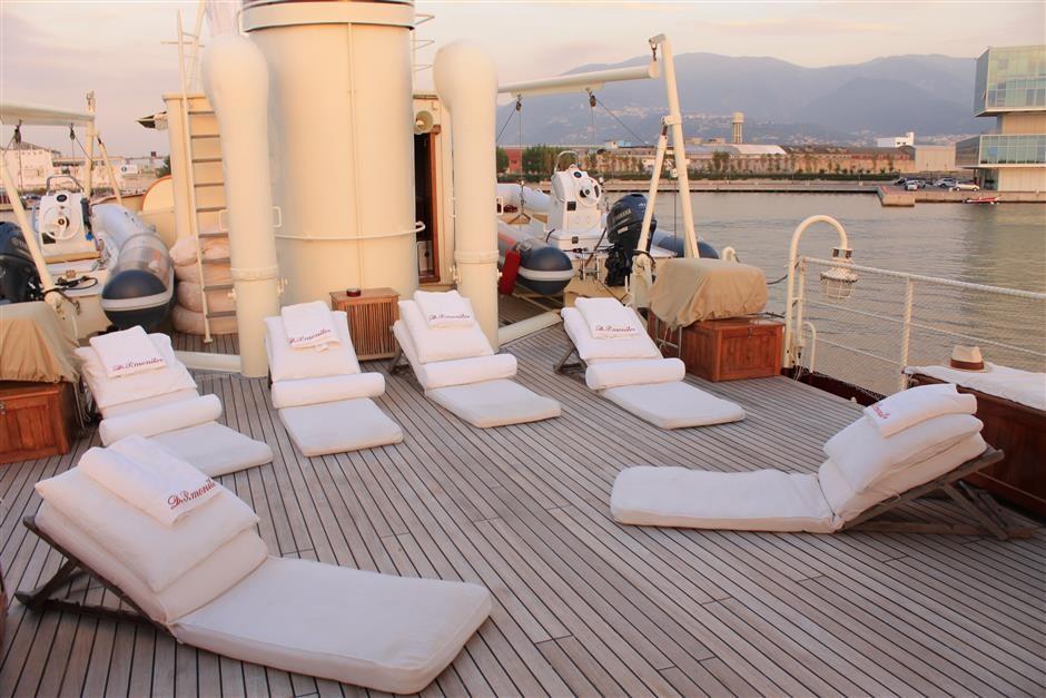 M/Y DP MONITOR Yacht #12