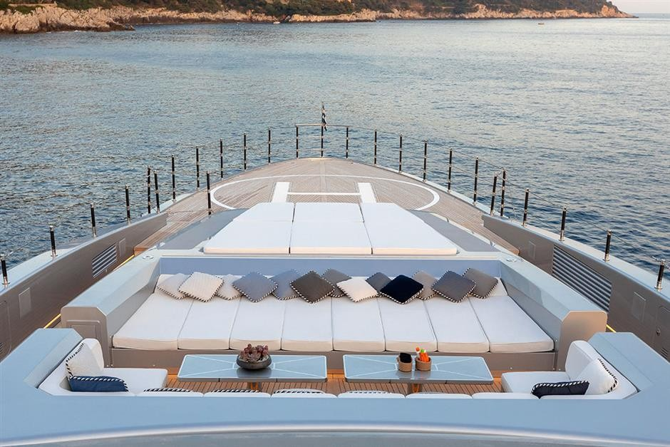 M/Y SARASTAR  Yacht #9