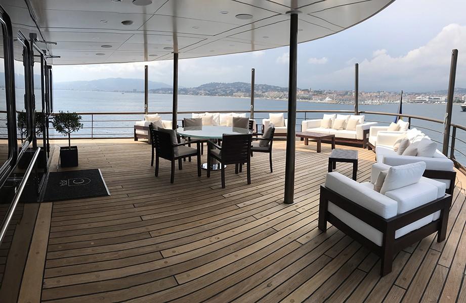 M/Y CHAKRA Yacht #10