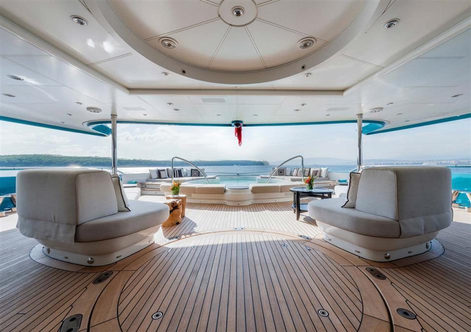 M/Y SUNRAYS Yacht #5