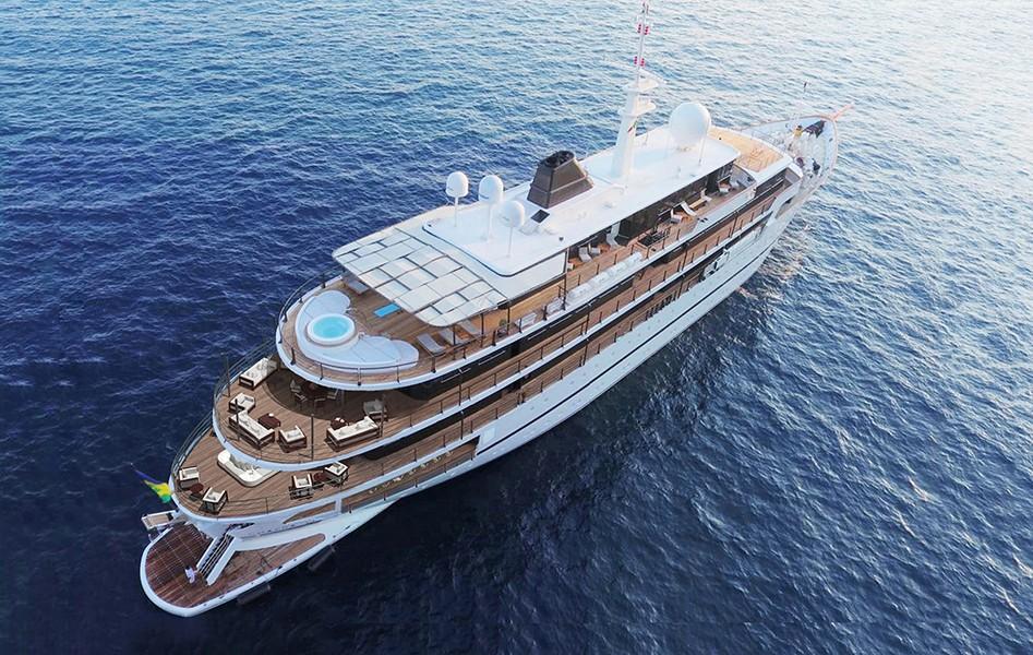 M/Y CHAKRA Yacht #1
