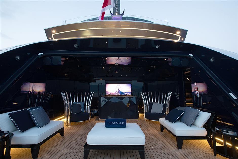 M/Y SARASTAR  Yacht #16