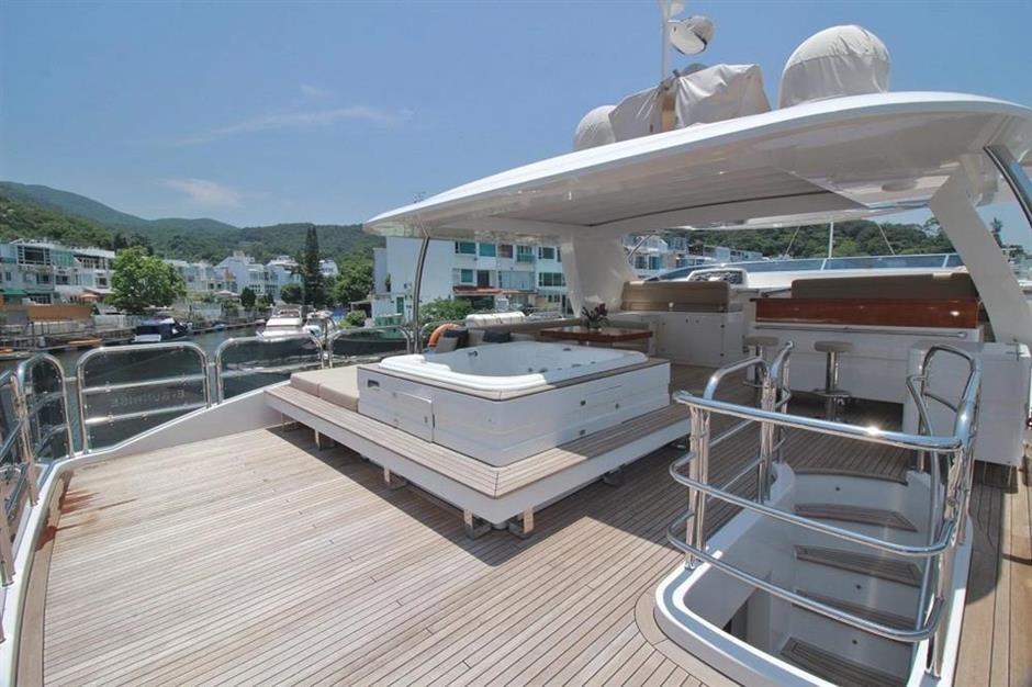 M/Y SUNRISE Yacht #8