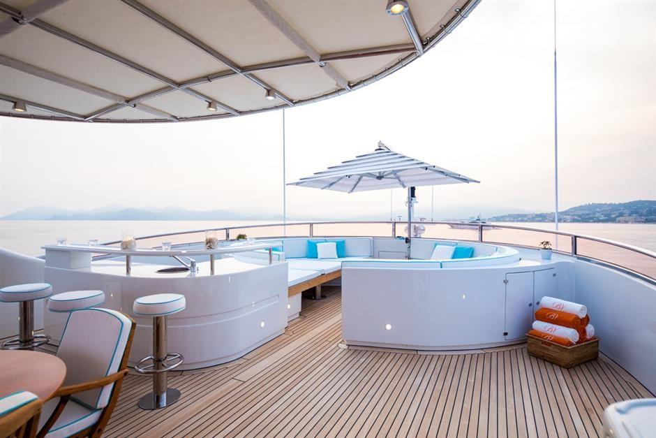 M/Y BLUE VISION  Yacht #10