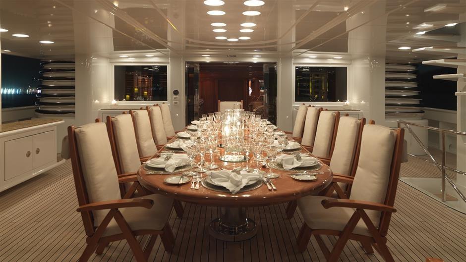 M/Y APOGEE Yacht #28