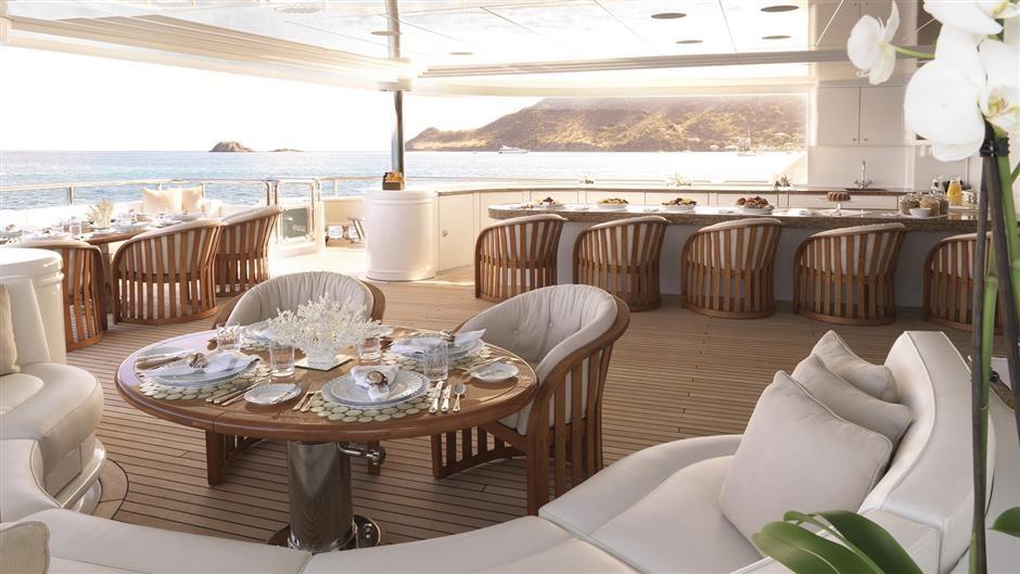 M/Y APOGEE Yacht #6