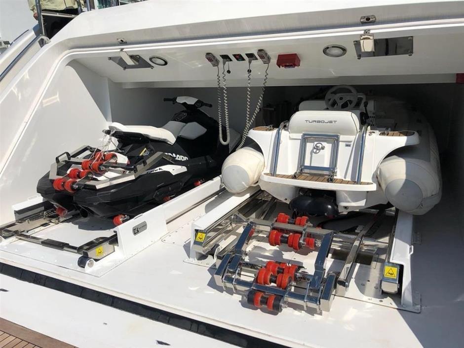 M/Y SUNRISE Yacht #40