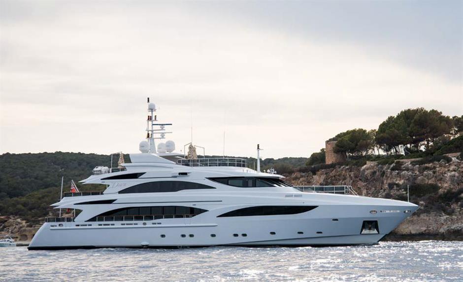 M/Y DIANE Yacht #33
