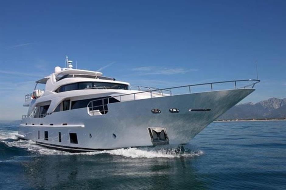 M/Y SUNRISE Yacht #3