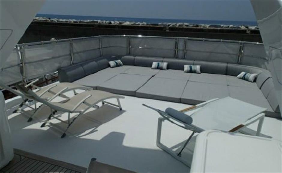 M/Y SERENDIPITY Yacht #8