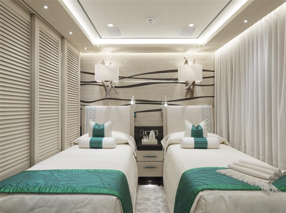 M/Y TRANQUILITY Yacht #16