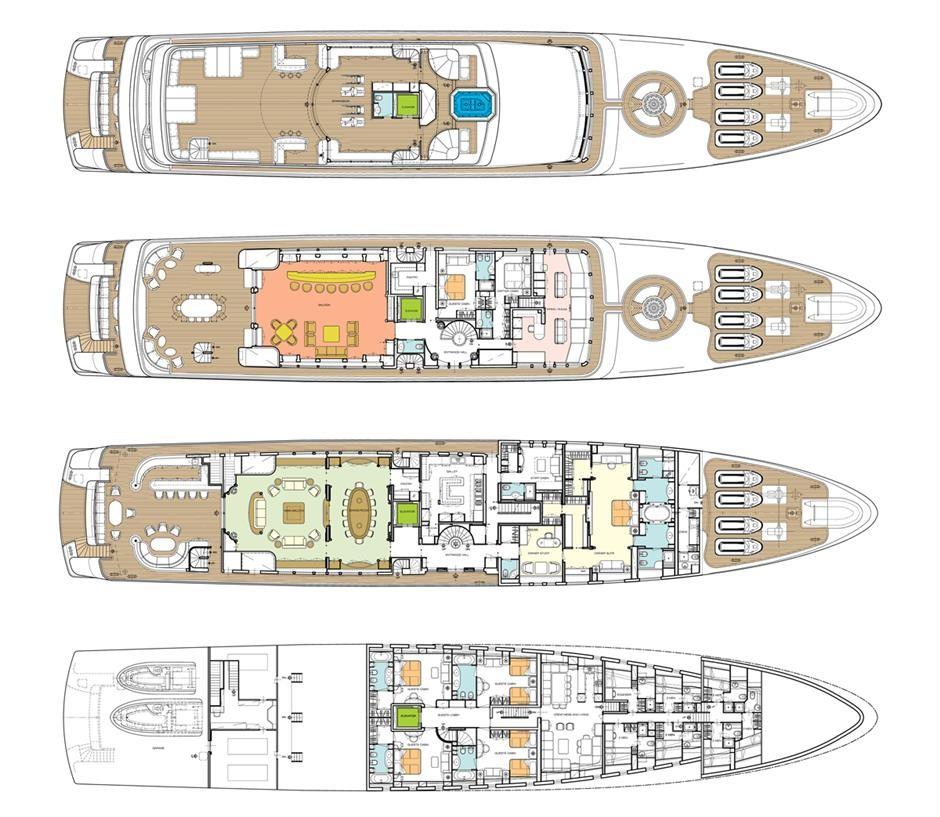 M/Y APOGEE Yacht #41